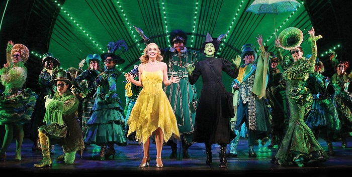 opiniones wicked broadway