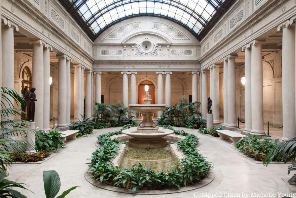 Frick-Collection-Garden-Court-John-Russell-Pope-NYC-1